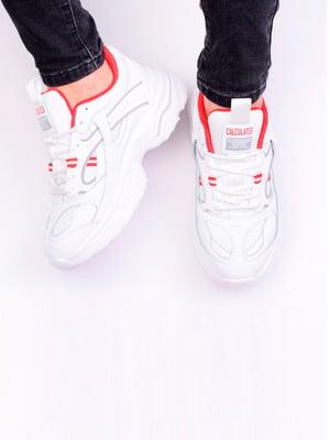 Кроссовки белые | 5644867