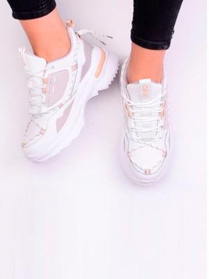 Кросівки білі | 5644879