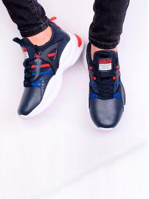 Кросівки сині | 5644889