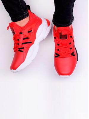 Кросівки червоні | 5644894