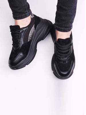 Кросівки чорні | 5644976