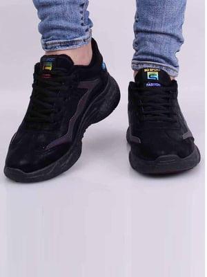 Кросівки чорні | 5645442