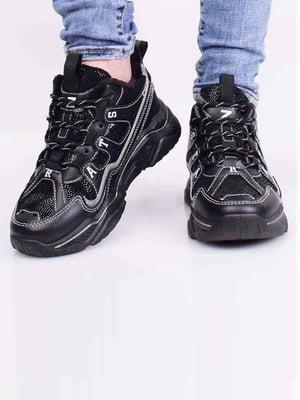 Кросівки чорні | 5645454