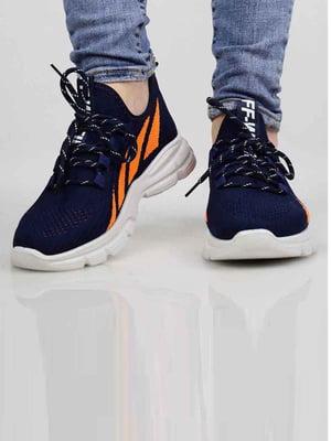 Кросівки сині | 5645528