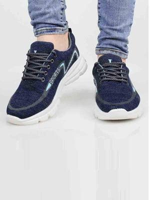 Кросівки сині | 5645530