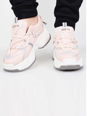 Кросівки рожевого кольору | 5645587