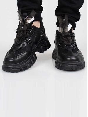 Кросівки чорні | 5645604