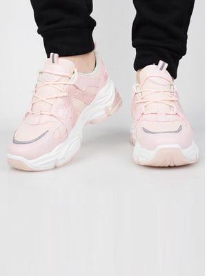 Кросівки рожевого кольору | 5645628