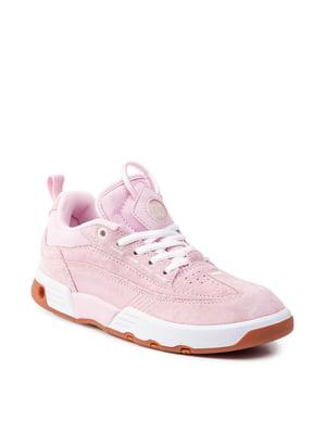 Кроссовки розового цвета | 5678303
