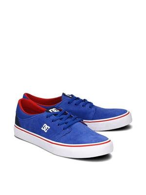 Кеды синие | 5678312