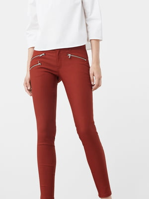 Штани цегляного кольору | 5233759
