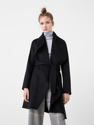 Пальто чорне | 5233849