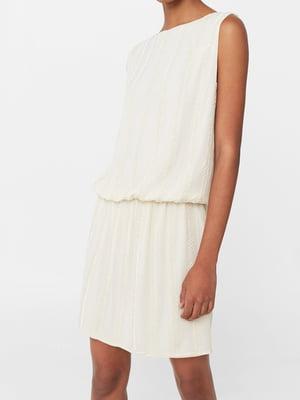 Платье цвета экрю | 5234220