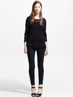 Пуловер черный | 5236573