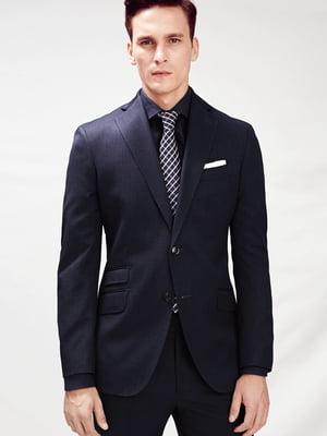 Піджак темно-синій | 5240484