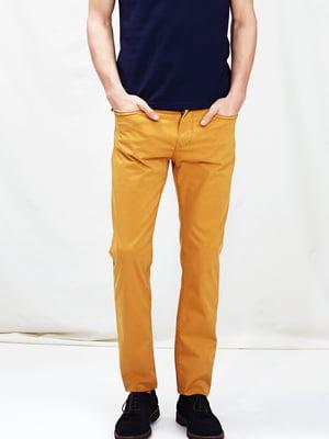 Штани кольору охри | 5668933