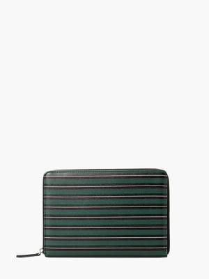 Чохол для планшета зелений у смужку | 5669047