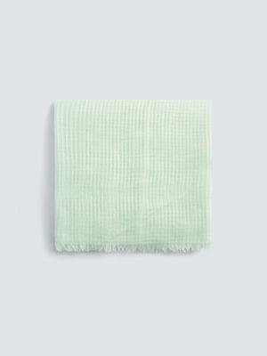 Шарф зеленый | 5669087