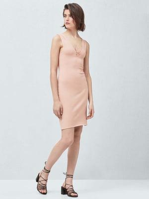 Платье пастельно-розовое | 5669088