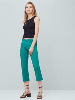Капри пастельно-зеленые | 5669100