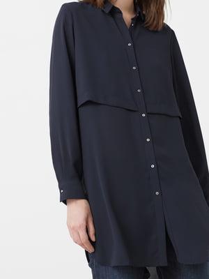 Платье темно-синее | 5669143