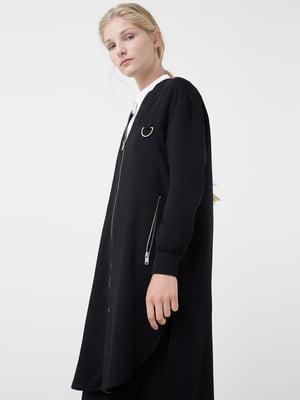 Куртка чорна | 5669156