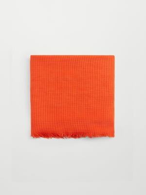 Шарф оранжевый | 5669160