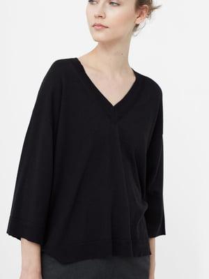 Пуловер черный | 5669170