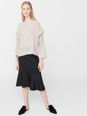 Блуза бежевая | 5669249