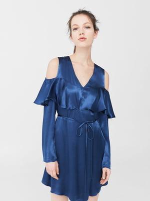 Сукня синє | 5669255