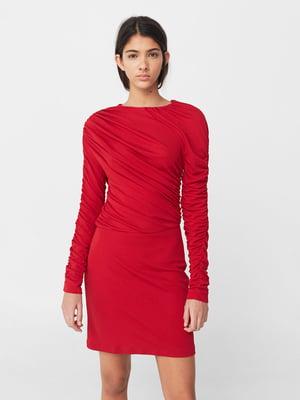 Платье красное | 5669259