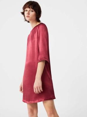 Платье пурпурного цвета | 5669275