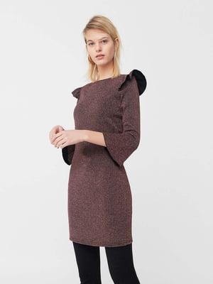 Платье цвета фуксии | 5669375