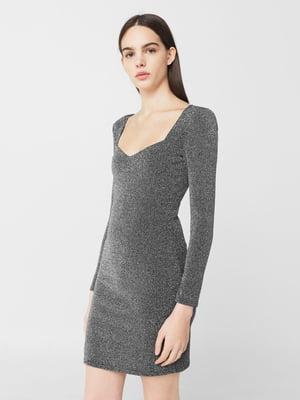 Сукня сріблясте | 5669378