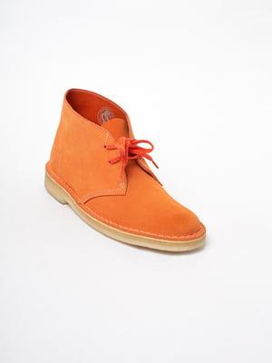 Ботинки терракотового цвета | 5663349