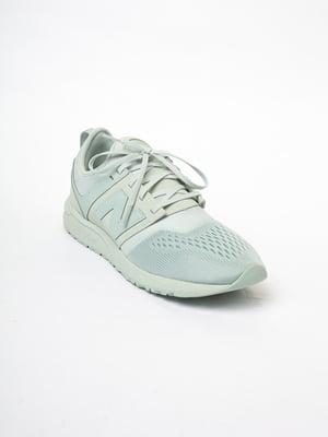 Кросівки м'ятного кольору   5663389
