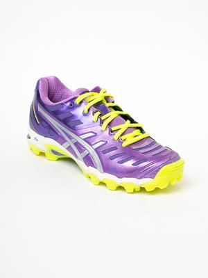 Кросівки фіолетові | 5663385