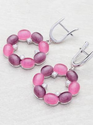 Набір: сережки і каблучка | 5514322