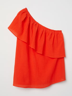 Топ темно-оранжевый | 5680683