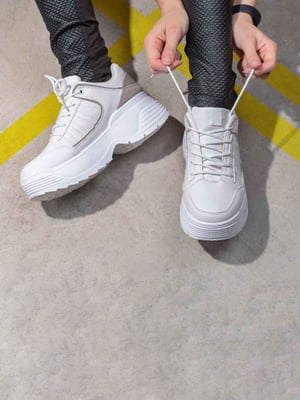 Кроссовки белые | 5642669
