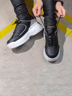 Кроссовки черные | 5642672
