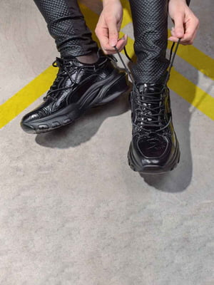 Кроссовки черные | 5642683