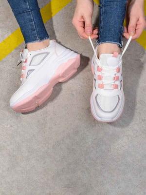 Кроссовки белые | 5642750