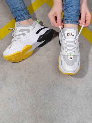 Кроссовки белые | 5642763