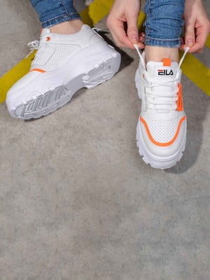 Кросівки білі | 5642764