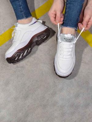 Кроссовки белые | 5642773