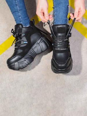 Кроссовки черные | 5642783