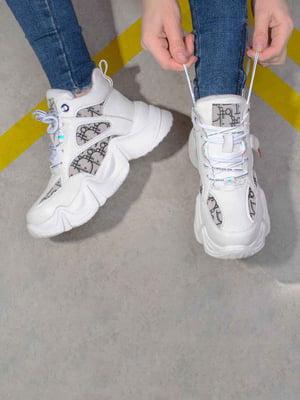 Кросівки білі | 5642784