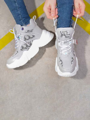 Кросівки сірі | 5642795