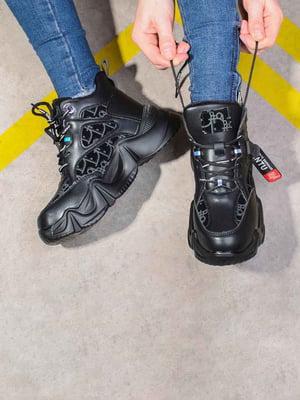 Кросівки чорні | 5642798